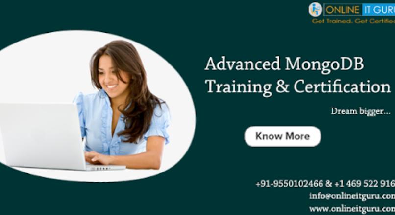 MongoDB online training   learn MongoDB